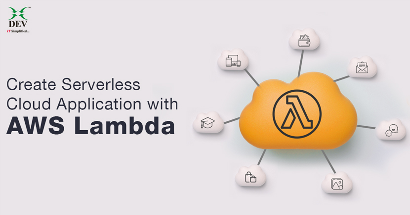 4-Step Guide to Create Serverless Cloud Application with AWS Lambda