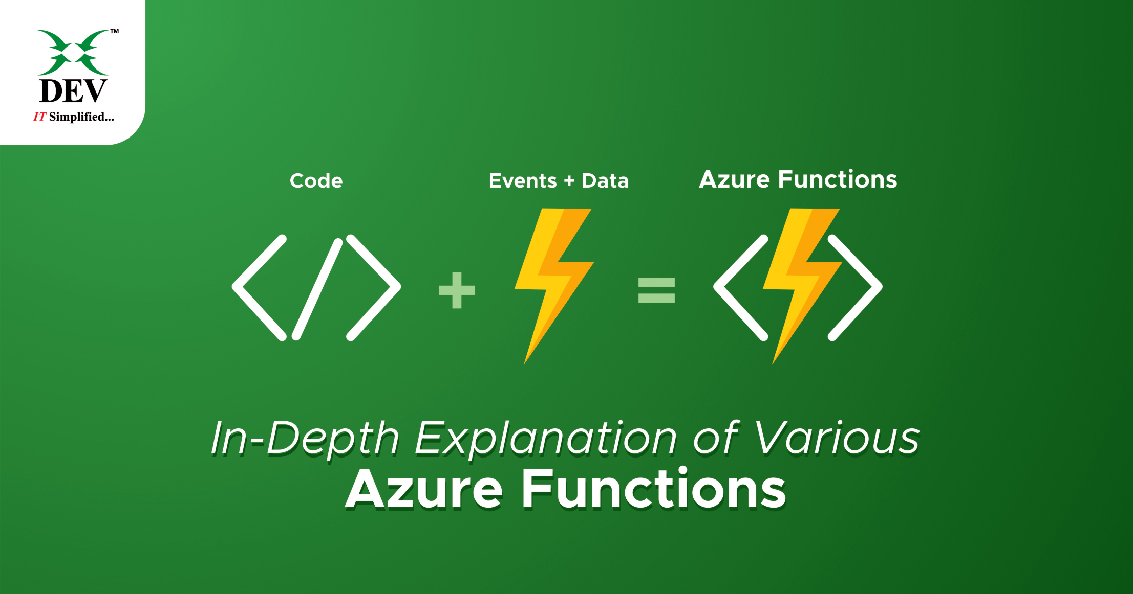 A Quick Guide to Azure Functions