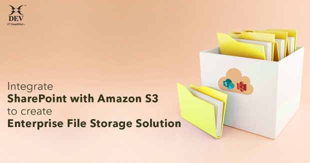 S3 into an Enterprise File Storage Solution