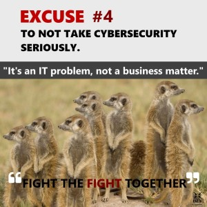 It's an IT problem, not a business matter
