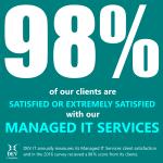 Managed Services Client Satisfaction Survey