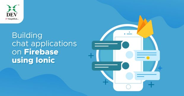How to Build Firebase Chat using Ionic