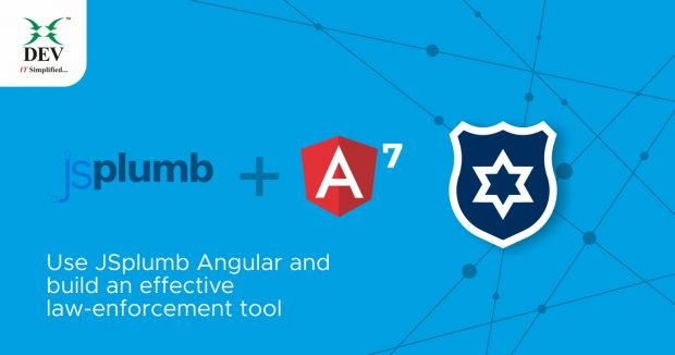 How to Build a compliance (law enforcement) tool using JsPlumb in Angular