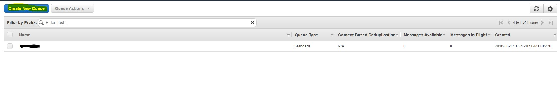 SQS (Simple Queue Service)