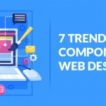 Trendsetting components for web design