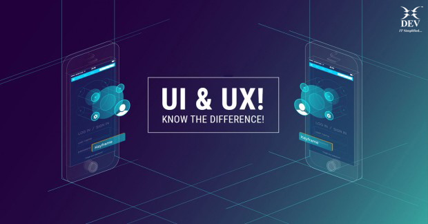 UI & UX. Know The Difference