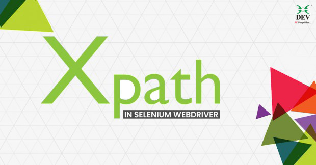 XPath in Selenium WebDriver