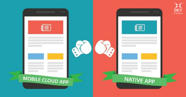 Cloud App vs Native App