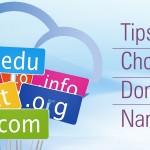 Tips On choosing Domain Names