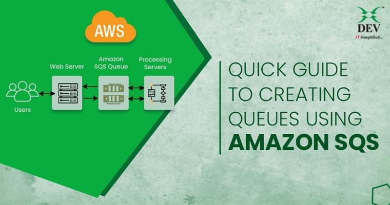 How to Create a Queue using Amazon SQS
