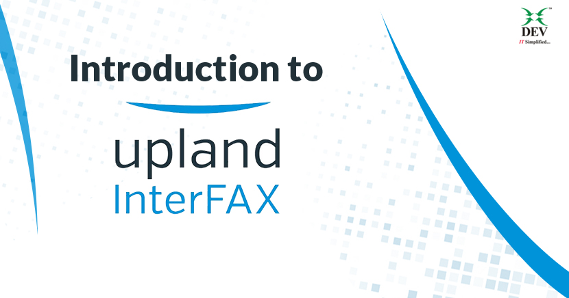 Introduction to InterFAX