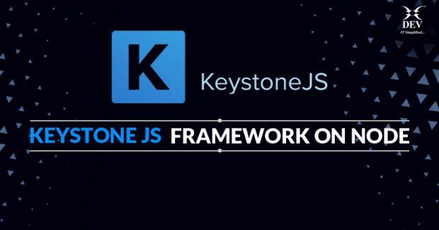 KeystoneJS Framework on Node