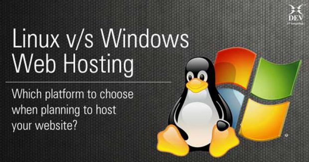 Linux vs Windows Web Hosting