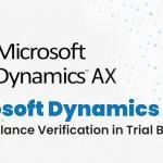 Ledger balance verification in Trial balance