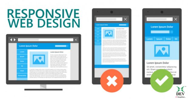Responsive Websites: Survival of the Friendliest – Keep Up or Loose!